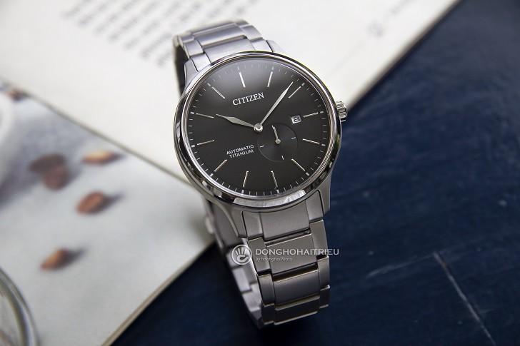 Citizen NJ0090-81E đồng hồ cơ cao cấp trữ cót hơn 40 giờ - Ảnh 1