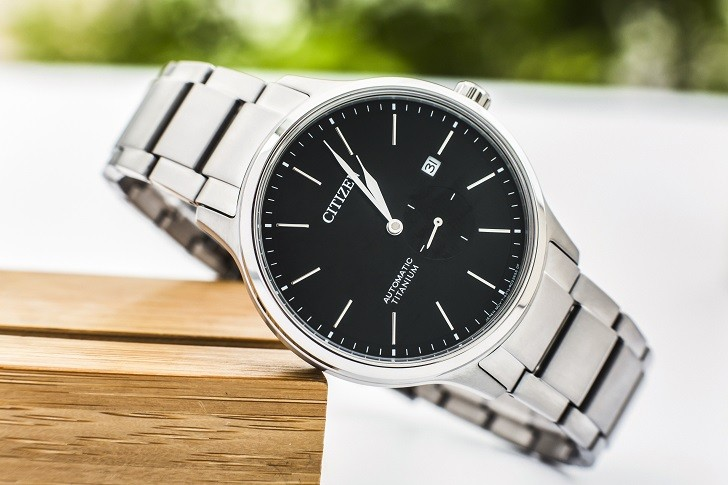 Citizen NJ0090-81E đồng hồ cơ cao cấp trữ cót hơn 40 giờ - Ảnh 3