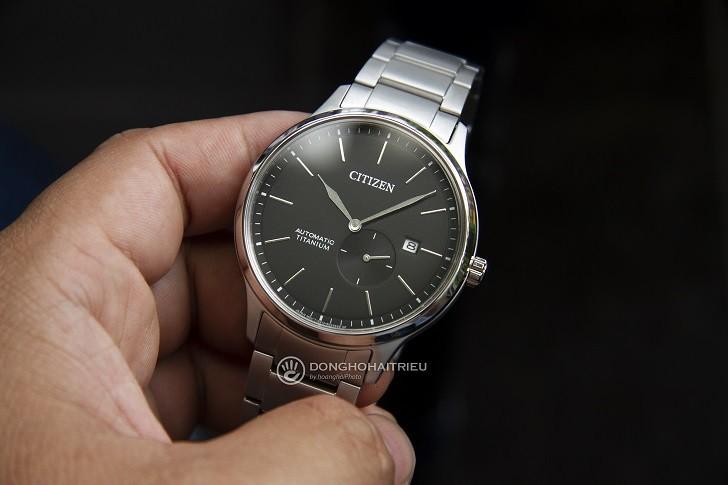 Citizen NJ0090-81E đồng hồ cơ cao cấp trữ cót hơn 40 giờ - Ảnh 4