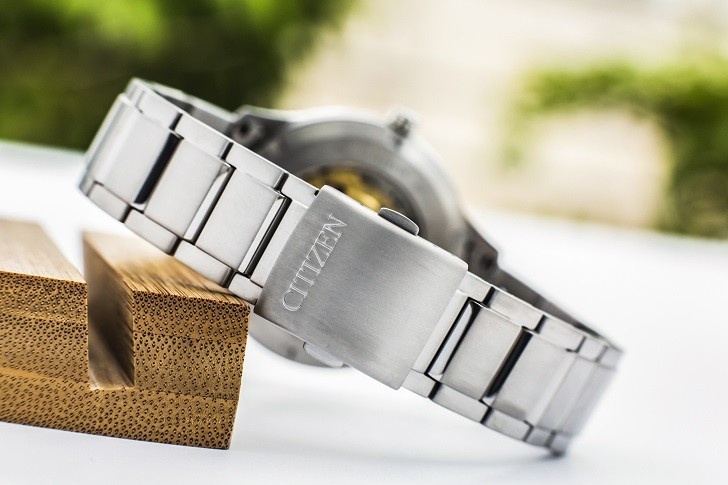 Citizen NJ0090-81E đồng hồ cơ cao cấp trữ cót hơn 40 giờ - Ảnh 5