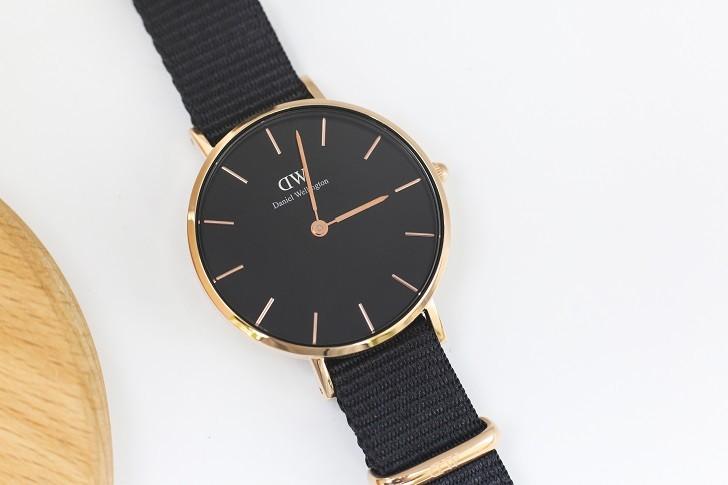 Đồng hồ Daniel Wellington DW00100215 thay pin miễn phí - Ảnh 1