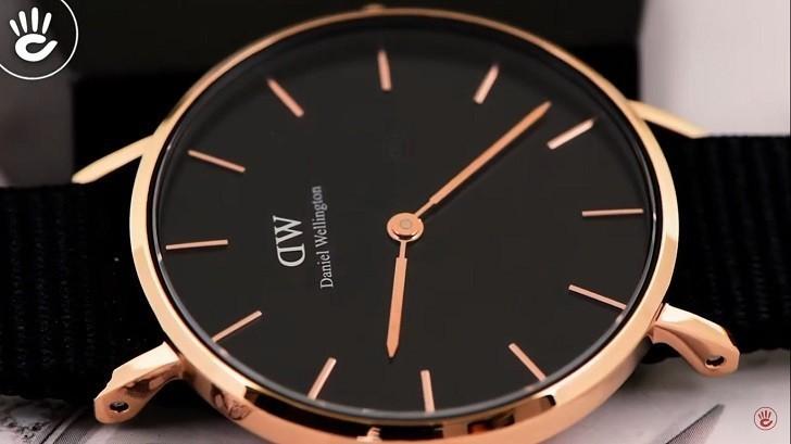 Đồng hồ Daniel Wellington DW00100215 thay pin miễn phí - Ảnh 3