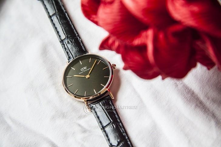 Đồng hồ nữ Daniel Wellington DW00100223 thay pin miễn phí - Ảnh 1