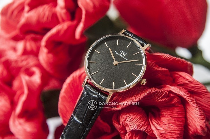Đồng hồ nữ Daniel Wellington DW00100223 thay pin miễn phí - Ảnh 3