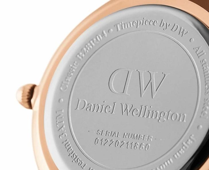Đồng hồ nữ Daniel Wellington DW00100223 thay pin miễn phí - Ảnh 4