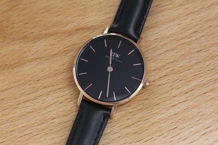 Đồng hồ nữ Daniel Wellington DW00100224 thay pin miễn phí - Ảnh 1