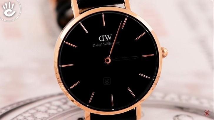 Đồng hồ nữ Daniel Wellington DW00100224 thay pin miễn phí - Ảnh 2