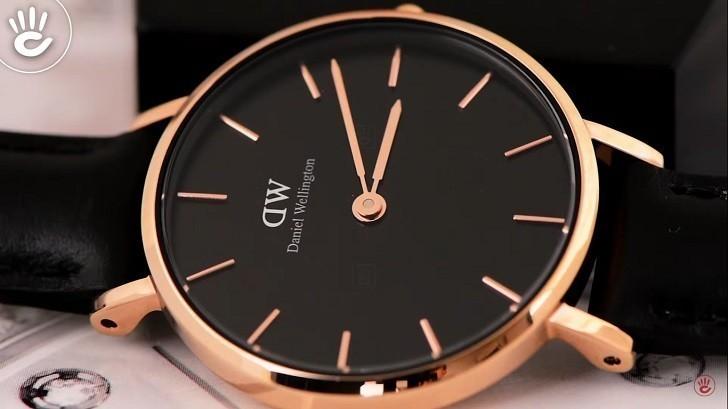 Đồng hồ nữ Daniel Wellington DW00100224 thay pin miễn phí - Ảnh 3