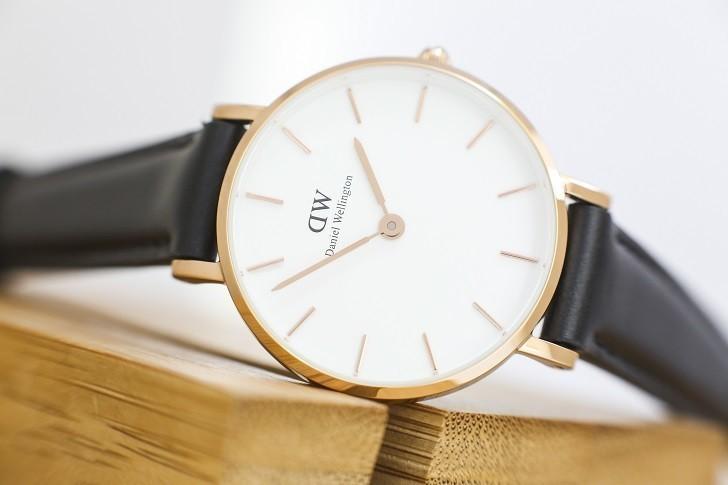 Đồng hồ nữ Daniel Wellington DW00100230 thay pin miễn phí - Ảnh 1