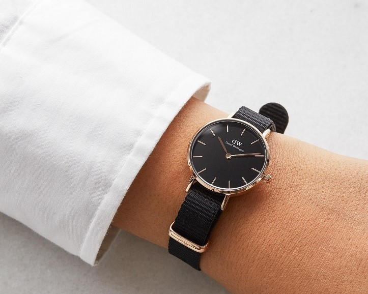 Đồng hồ nữ Daniel Wellington DW00100247 thay pin miễn phí - Ảnh 4
