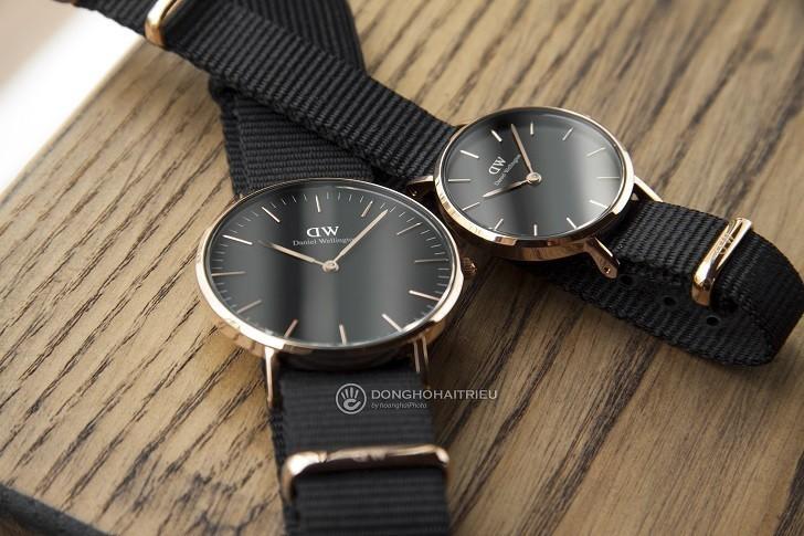 Đồng hồ nữ Daniel Wellington DW00100247 thay pin miễn phí - Ảnh 5