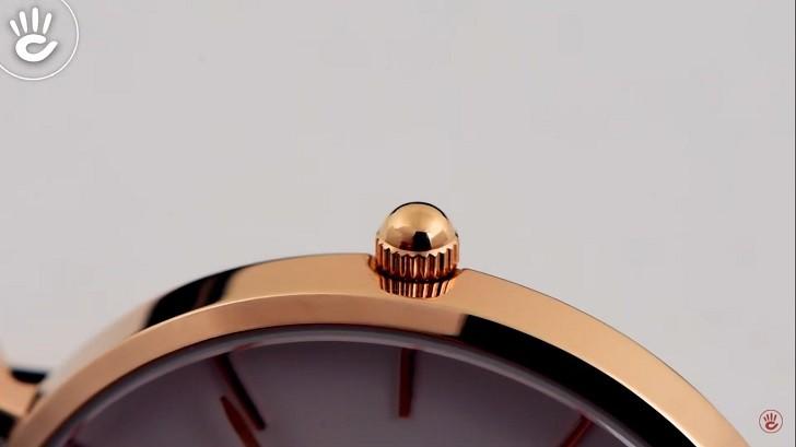 Đồng hồ Daniel Wellington DW00100249 siêu mỏng, trẻ trung - Ảnh 2