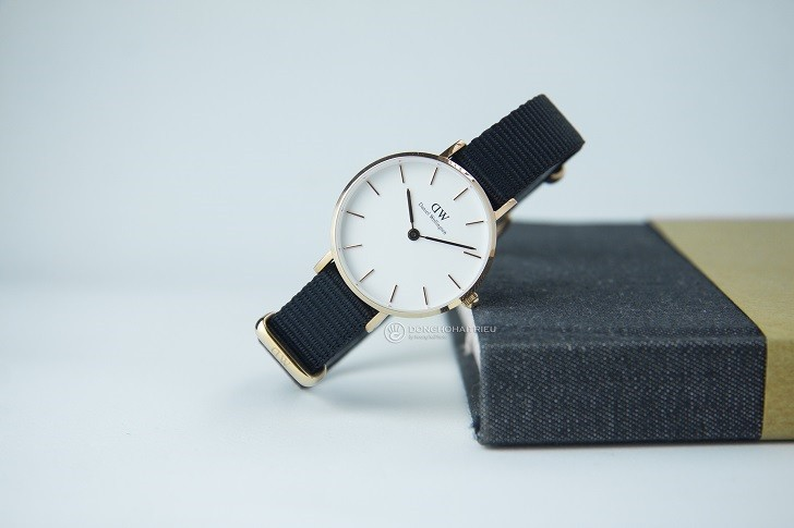 Đồng hồ nữ Daniel Wellington DW00100251 thay pin miễn phí - Ảnh 1