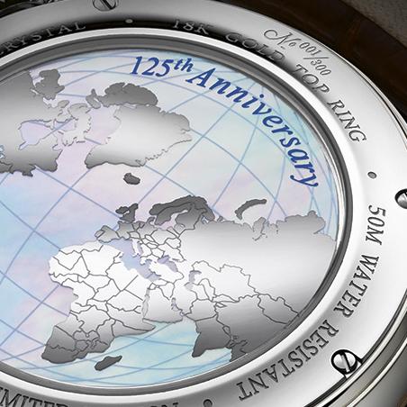 Doxa Blue Planet GMT D181, Vẻ Đẹp Của Thời Gian Và Thiên Nhiên