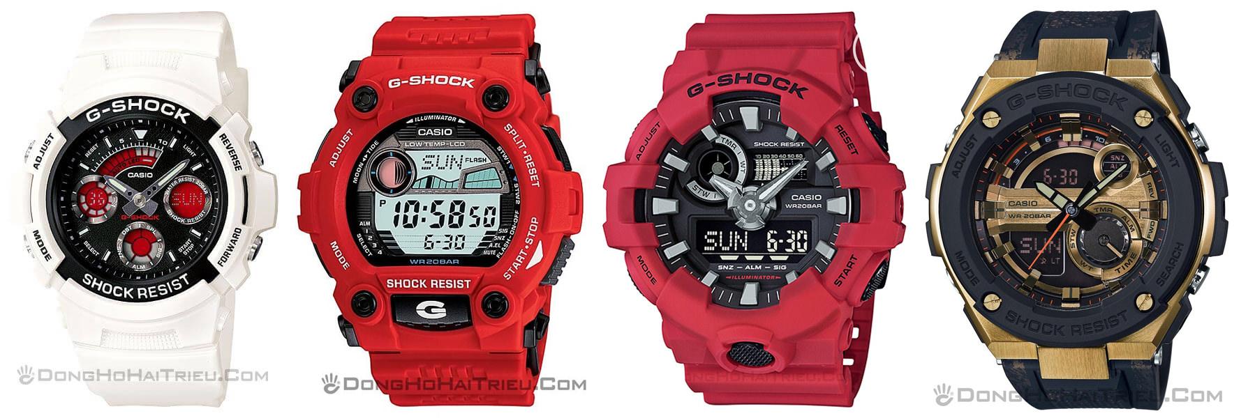 Hướng Dẫn Cách Tắt Báo Thức Đồng Hồ G-Shock Cực Dễ Nút Bấm