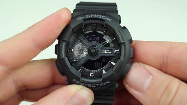 Hướng Dẫn Cách Tắt Báo Thức Đồng Hồ G-Shock Cực Dễ Tắt SIG