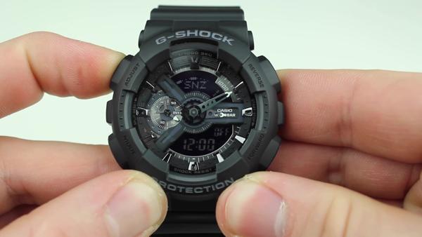 Hướng Dẫn Cách Tắt Báo Thức Đồng Hồ G-Shock Cực Dễ Tắt SNZ