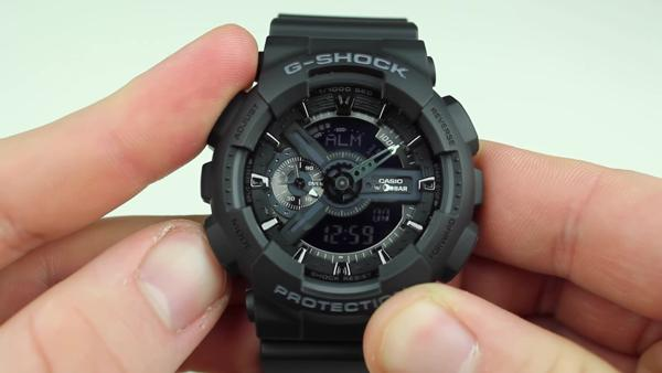 Hướng Dẫn Cách Tắt Báo Thức Đồng Hồ G-Shock Cực Dễ Bước 1