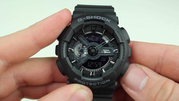 Hướng Dẫn Cách Tắt Báo Thức Đồng Hồ G-Shock Cực Dễ Bước 2