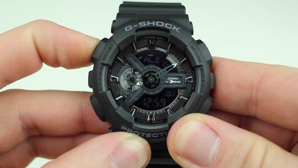 Hướng Dẫn Cách Tắt Báo Thức Đồng Hồ G-Shock Cực Dễ Bước 3