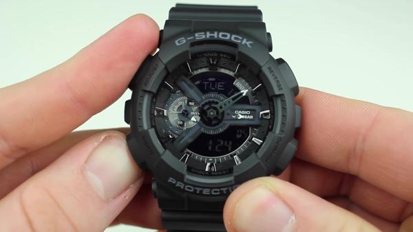 Hướng Dẫn Cách Tắt Báo Thức Đồng Hồ G-Shock Cực Dễ Bước 4