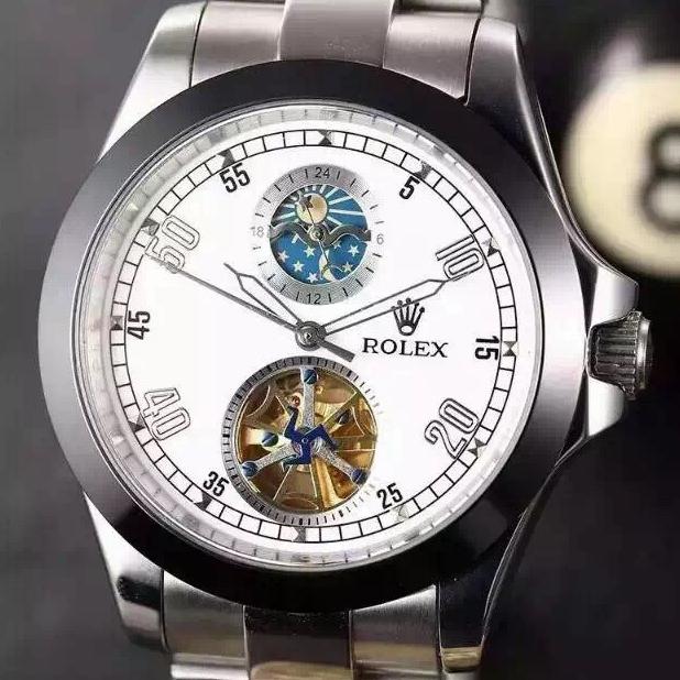 Mua Đồng Hồ Cơ Lộ Máy Rolex: 100% Dính Bẫy, Coi Chừng Lầm To Chức Năng Vô Dụng