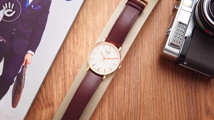 Đồng hồ Tissot T109.610.36.031.00 Swiss Made, bảo hành 4 năm - Ảnh 1