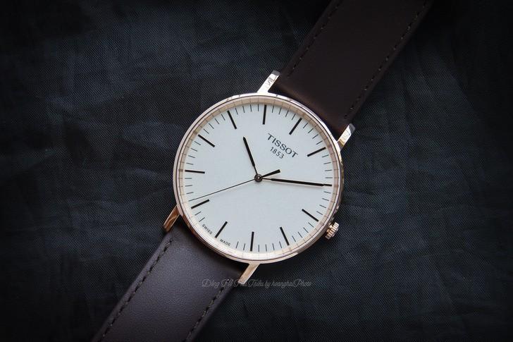 Đồng hồ Tissot T109.610.36.031.00 Swiss Made, bảo hành 4 năm - Ảnh 2