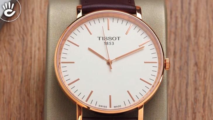 Đồng hồ Tissot T109.610.36.031.00 Swiss Made, bảo hành 4 năm - Ảnh 3
