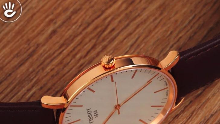Đồng hồ Tissot T109.610.36.031.00 Swiss Made, bảo hành 4 năm - Ảnh 6
