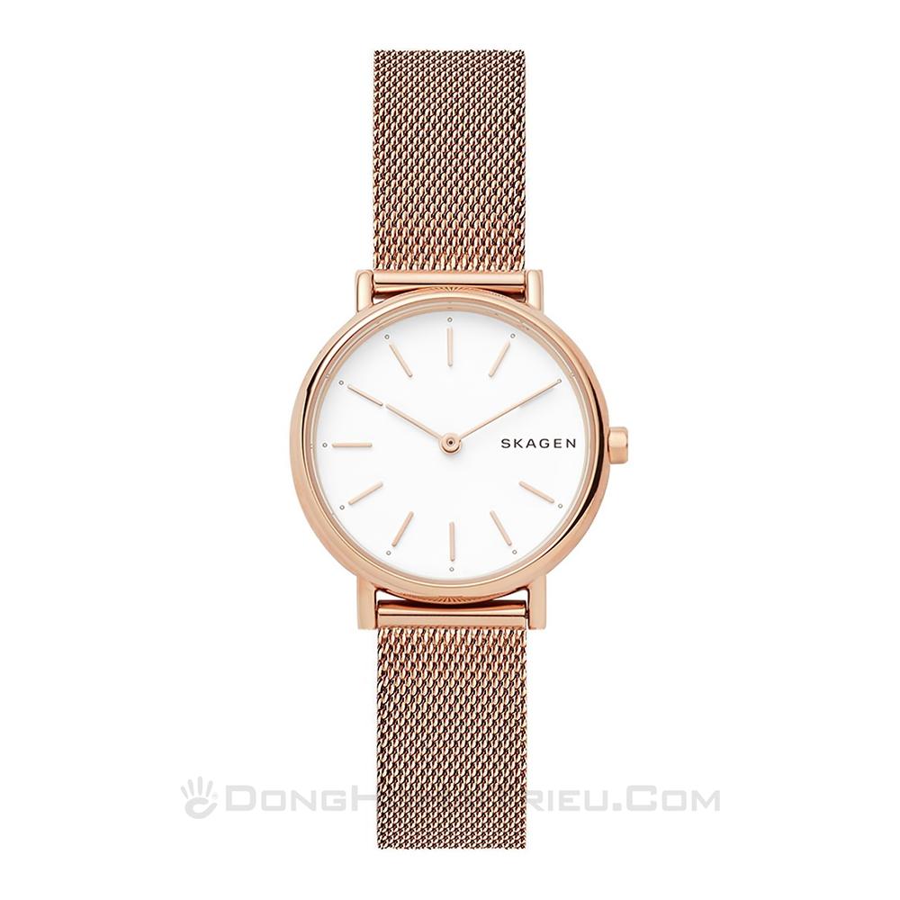 Tổng hợp 30 mẫu đồng hồ nữ mặt nhỏ dưới 29mm bán chạy nhất - Ảnh: SKW2694
