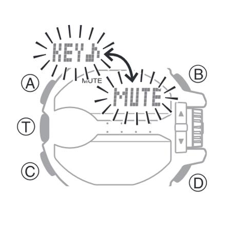 Cách Bật Tắt Âm Nhấn Nút Đồng Hồ Casio G-Shock Dễ Nhất GA-400 GBA-400