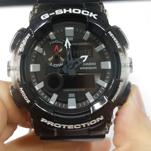 Cách Bật Tắt Âm Nhấn Nút Đồng Hồ Casio G-Shock Dễ Nhất Bước 3