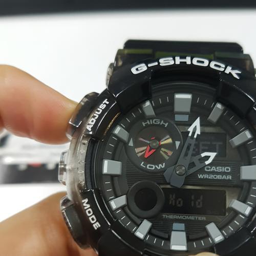 Cách Bật Tắt Âm Nhấn Nút Đồng Hồ Casio G-Shock Dễ Nhất Bước 1