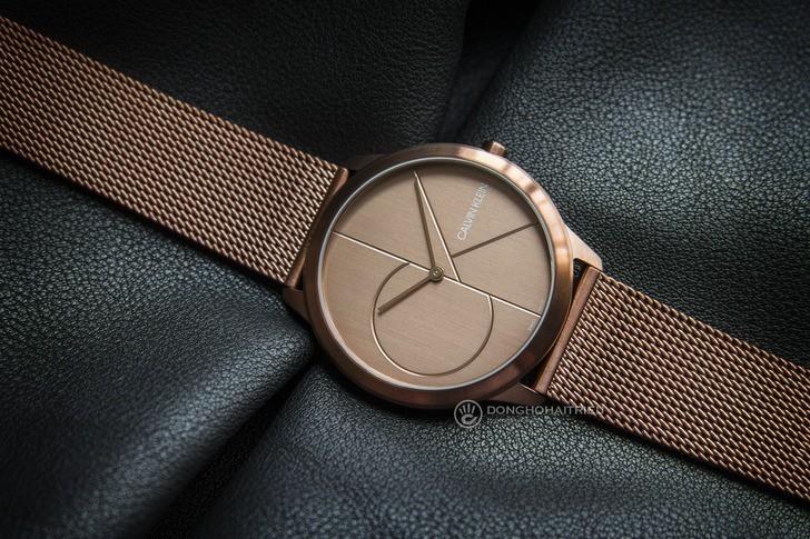 Đồng hồ Calvin Klein K3M11TFK giá rẻ, thay pin miễn phí - Ảnh 2