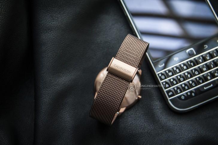 Đồng hồ Calvin Klein K3M11TFK giá rẻ, thay pin miễn phí - Ảnh 4