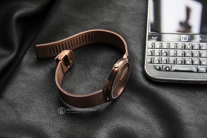 Đồng hồ Calvin Klein K3M11TFK giá rẻ, thay pin miễn phí - Ảnh 5