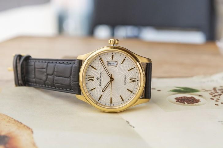 Đồng hồ Candino C4693/1 giá tốt thay pin miễn phí trọn đời - Ảnh 1