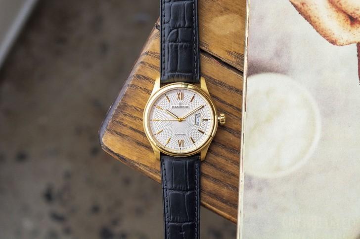 Đồng hồ Candino C4693/1 giá tốt thay pin miễn phí trọn đời - Ảnh 2