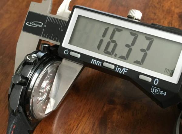 Case Diameter Là Gì? Case Thickness Là Gì? Cách Chọn Size Đồng Hồ