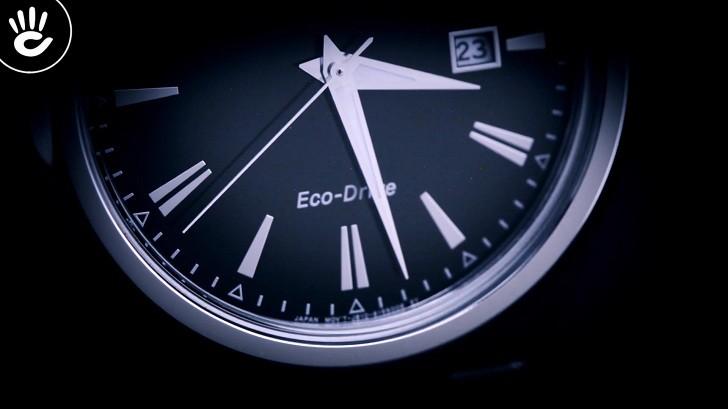Đồng hồ Eco-Drive Citizen AW1370-51F năng lượng ánh sáng - Ảnh 4