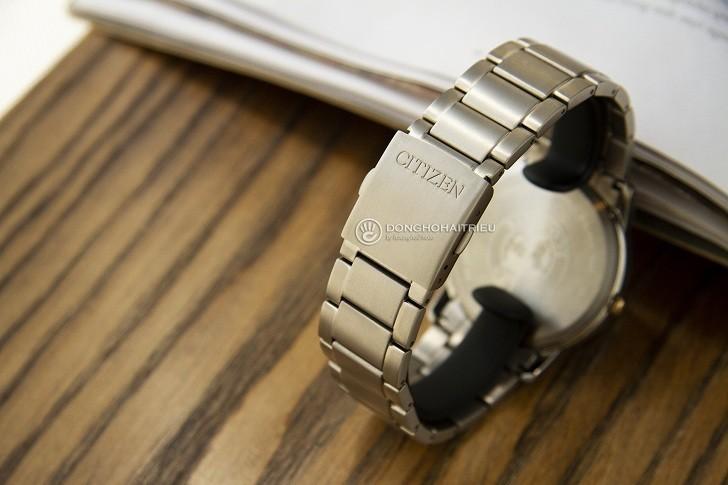 Đồng hồ Eco-Drive Citizen AW1370-51F năng lượng ánh sáng - Ảnh 7