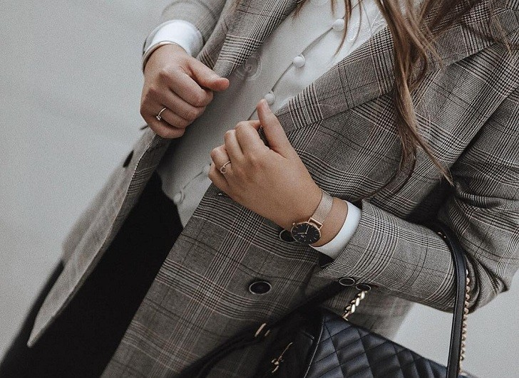 Đồng hồ Daniel Wellington DW00100218 thiết kế thời trang - Ảnh 2