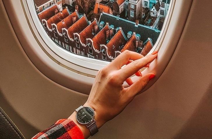 Đồng hồ Daniel Wellington DW00100218 thiết kế thời trang - Ảnh 3