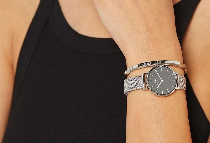 Đồng hồ Daniel Wellington DW00100218 thiết kế thời trang - Ảnh 4