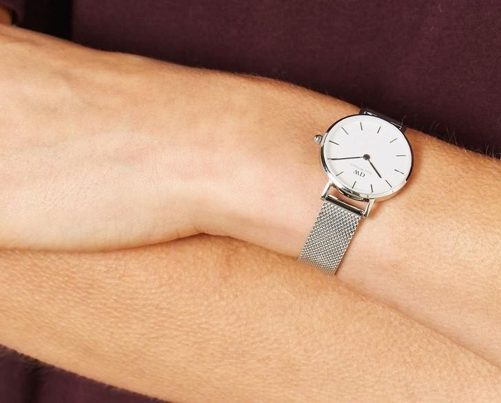 Đồng hồ nữ Daniel Wellington DW00100220 thay pin miễn phí - Ảnh 3
