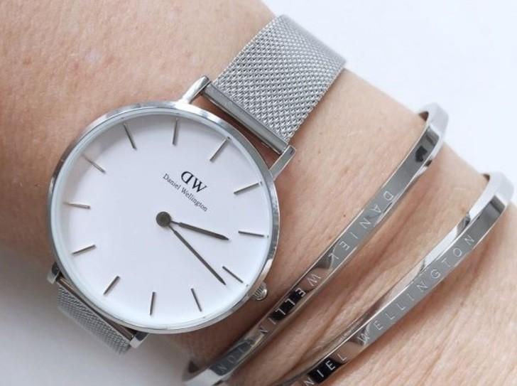 Đồng hồ nữ Daniel Wellington DW00100220 thay pin miễn phí - Ảnh 6