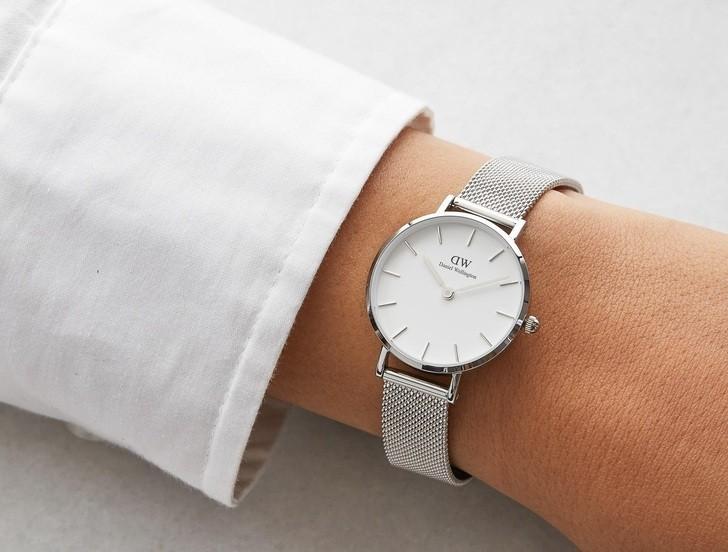 Đồng hồ nữ Daniel Wellington DW00100220 thay pin miễn phí - Ảnh 8