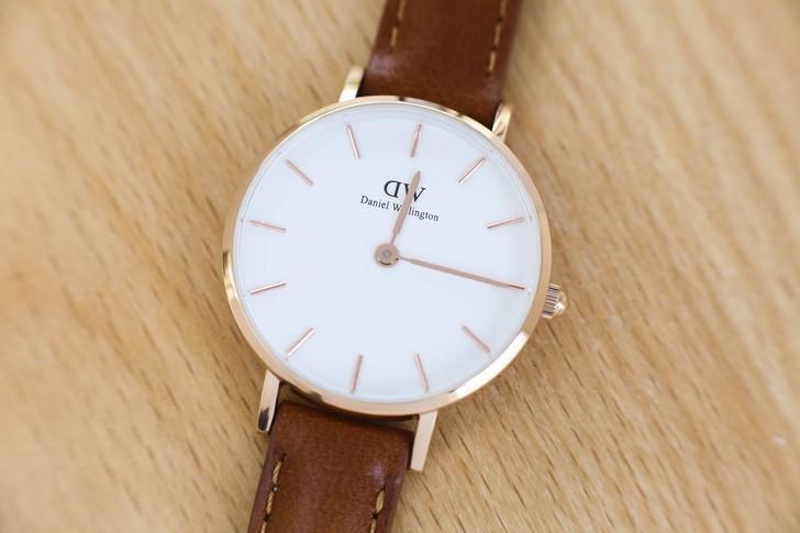 Đồng hồ nữ Daniel Wellington DW00100228 thay pin miễn phí - Ảnh 4