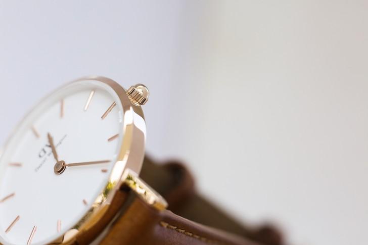 Đồng hồ nữ Daniel Wellington DW00100228 thay pin miễn phí - Ảnh 5